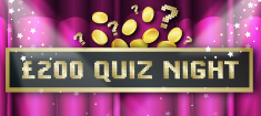 Join William Hill on Wednesday nights for the great pub quiz