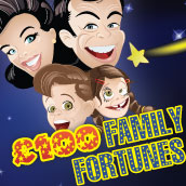 Play Family Fortunes Bingo with RedBus