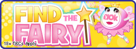Find Fifi the Fairy and Win a share of £10,000