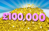 5 Chances to win £100,000 with Bet365 Bingo