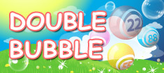 Win Double the Prize Money when you bingo on a double number